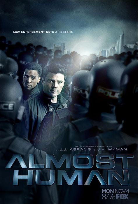 Почти человек - Almost Human