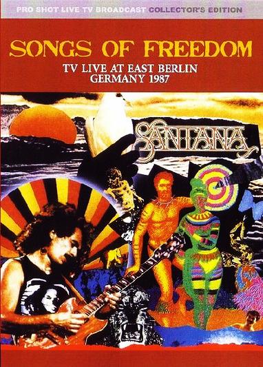 Carlos Santana - Zu Gast in Berlin