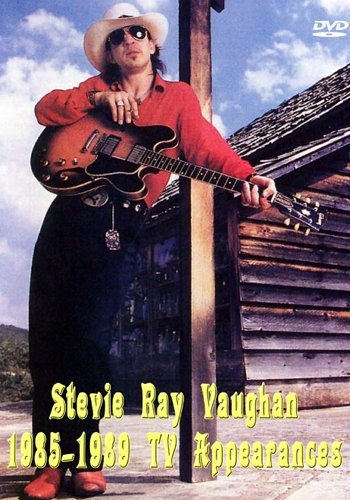 Stevie Ray Vaughan and Double Trouble - TV Appearances