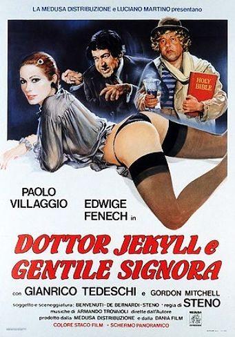 Доктор Джекилл и милая дама - Dottor Jekyll e gentile signora