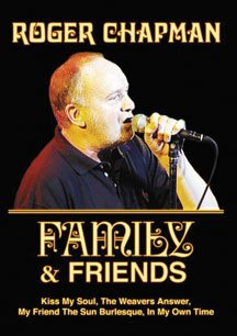 Roger Chapman: Family & Friends