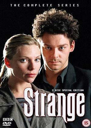 Секретные материалы Стрейнджа - Strange