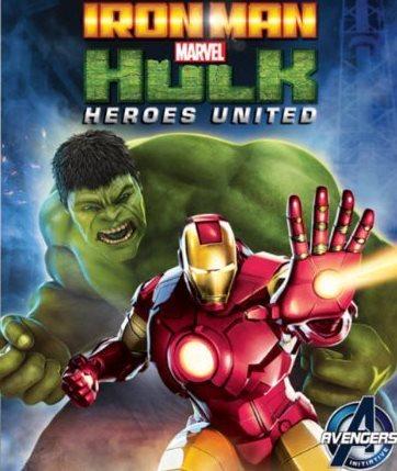 Железный человек и Халк: Союз героев - Iron Man & Hulk- Heroes United