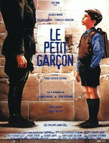 Маленький мальчик - Le petit garcon