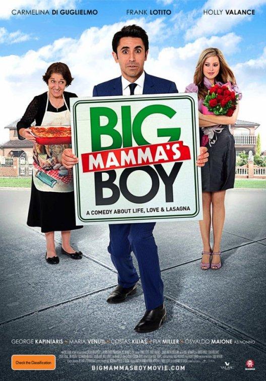 Мальчик большой мамочки - Big Mamma's Boy