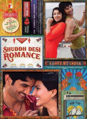 ��������� ��������� ����� - Shuddh Desi Romance