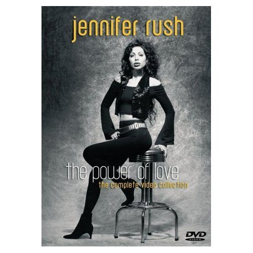 Jennifer Rush - The Complete Video Collection