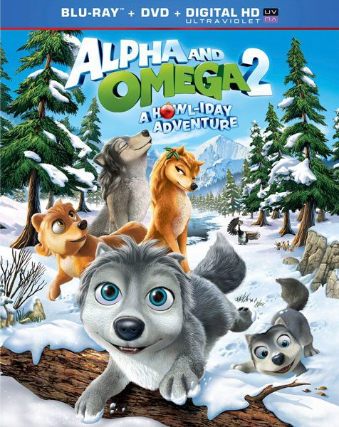 ����� � �����: ����������� ������������ ��� - Alpha and Omega 2- A Howl-iday Adventure
