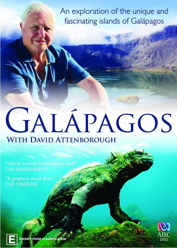 Галапагосы с Дэвидом Аттенборо - Galapagos with David Attenborough