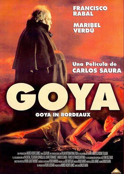 Гойя в Бордо - Goya en Burdeos