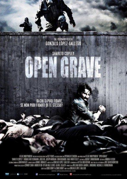 Открытая могила - Open Grave