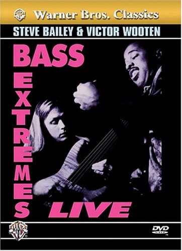 Steve Bailey & Victor Wooten – Bass Extremes Live
