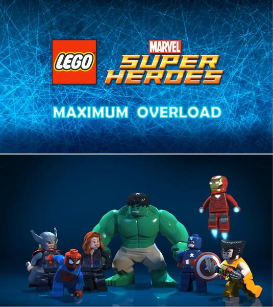 LEGO Супергерои Marvel: Максимальная перегрузка - LEGO Marvel Super Heroes- Maximum Overload