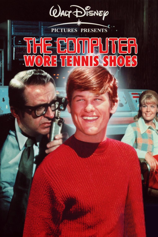 Компьютер в кроссовках - The Computer Wore Tennis Shoes