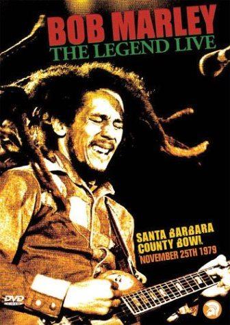Bob Marley - The Legend Live. Santa Barbara County Bowl 1979