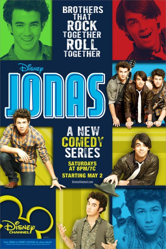 Братья Джонас - Jonas