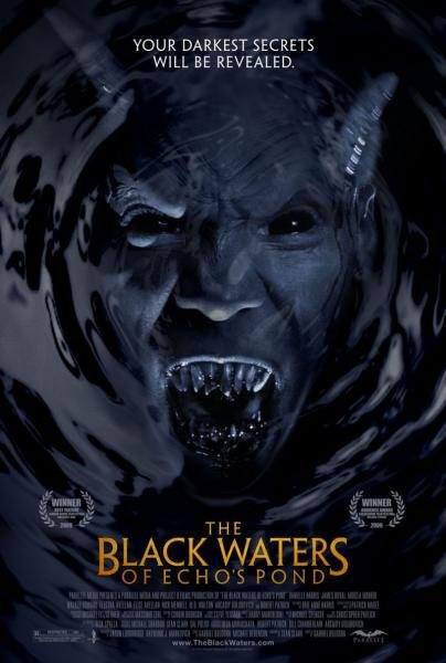 Черные воды озера Эхо - The Black Waters of Echo's Pond