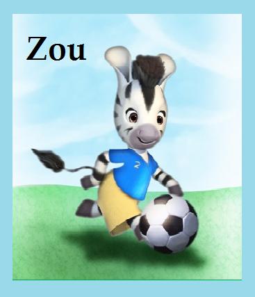 Непоседа Зу - Zou