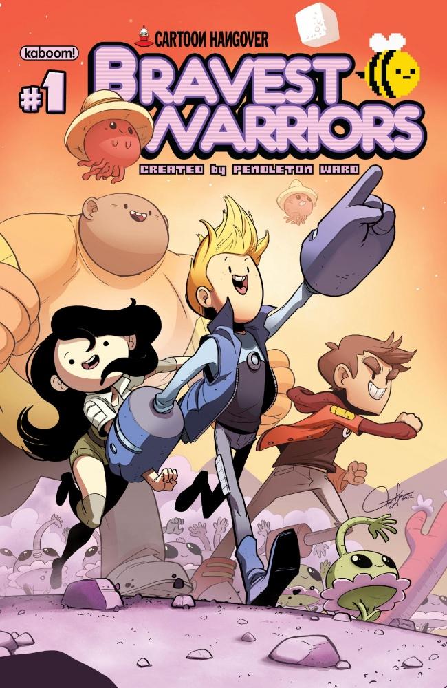 Храбрейшие воины - Bravest Warriors