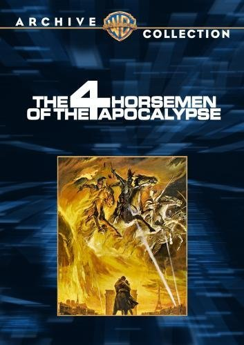 Четыре всадника апокалипсиса - The Four Horsemen of the Apocalypse