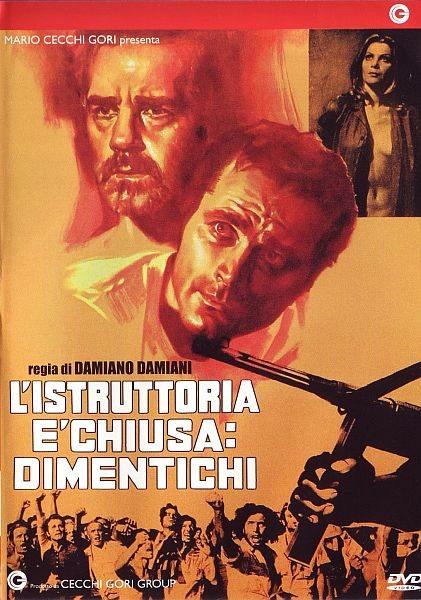 Следствие закончено, забудьте - L'istruttoria ГЁ chiusa- dimentichi