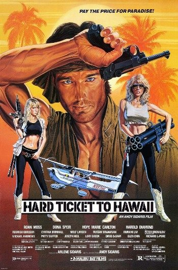 Заваруха на Гавайях - Hard Ticket to Hawaii