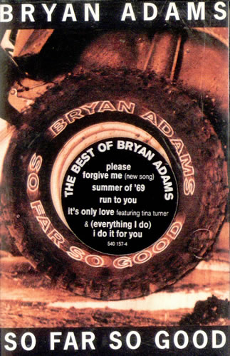 Bryan Adams - So Far So Good