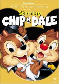Чип и Дейл спешат на помощь - Chip n Dale Rescue Rangers