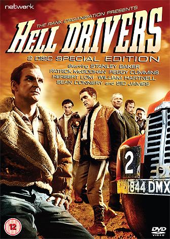 Адские водители - Hell Drivers