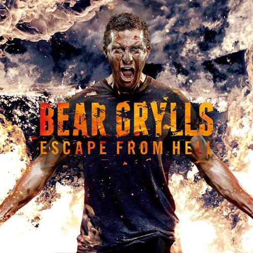 Беар Гриллс: по стопам выживших - Bear Grylls- Escape From Hell