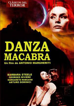 Замок крови - Danza macabra