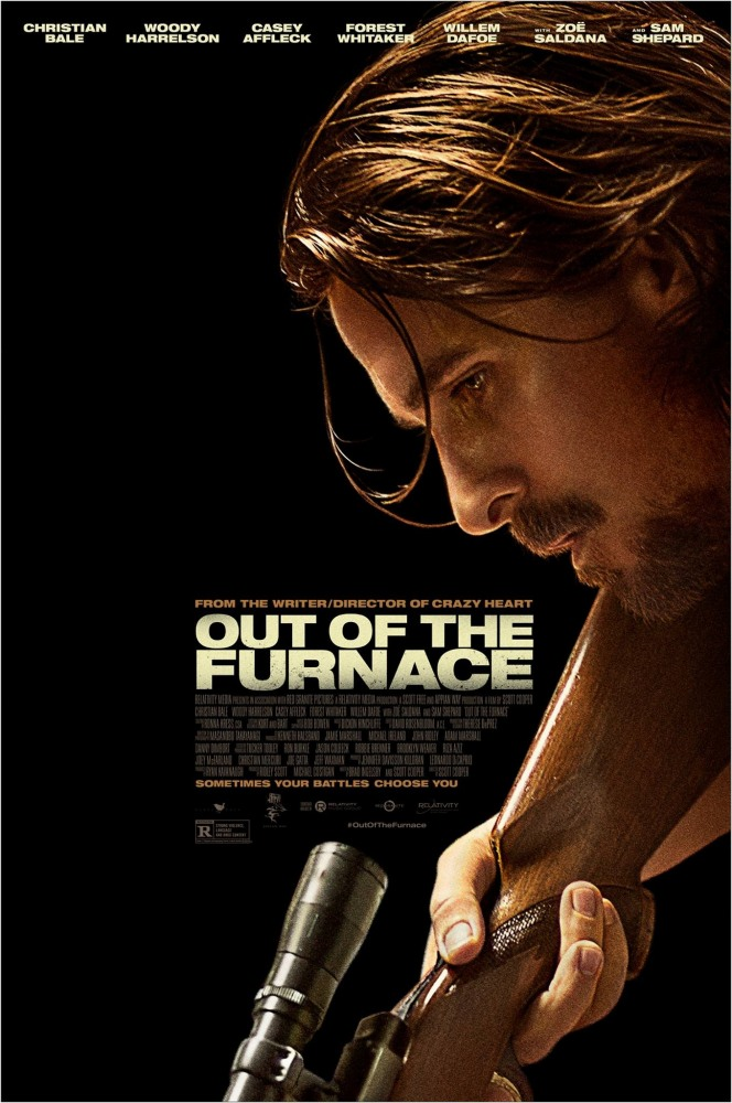 Из пекла - Out of the Furnace
