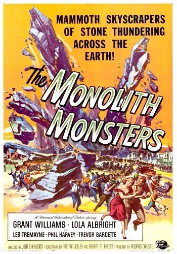 Монстры-монолиты - The Monolith Monsters