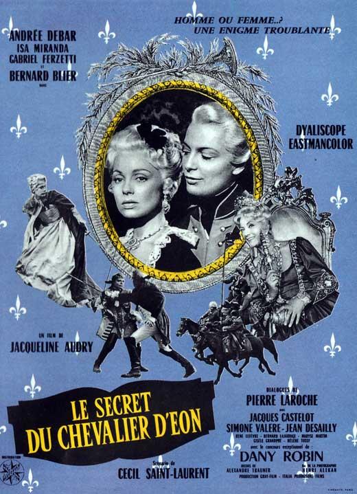 Секрет Шевалье д'Эона - Le secret du d'Eon