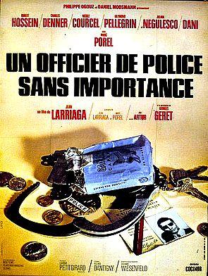 Офицер полиции без всякого значения - Un officier de police sans importance