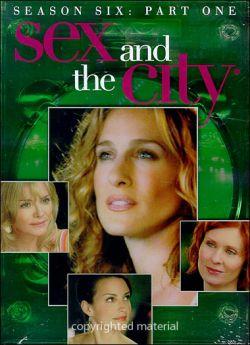 Секс в большом городе. Сезон 6 - Sex and the City. Season VI