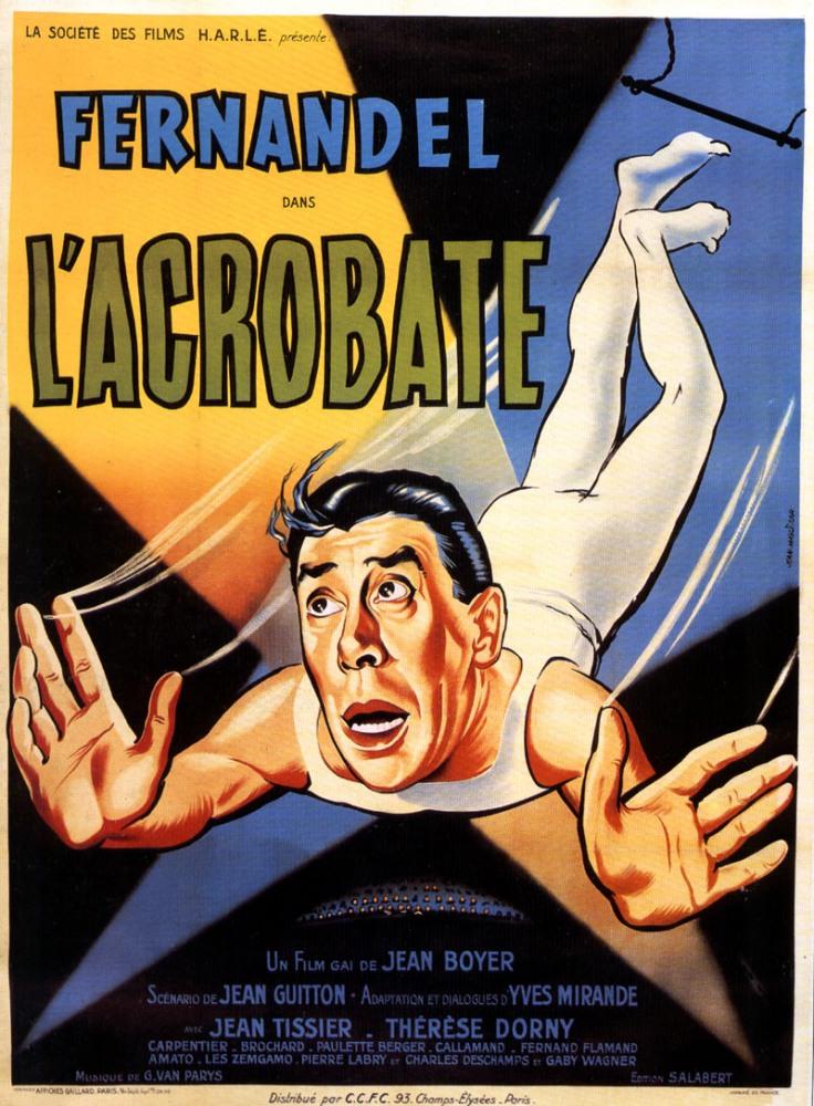Акробат - L'acrobate