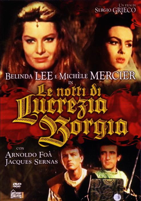 Ночи Лукреции Борджиа - Le notti di Lucrezia Borgia