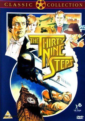 Тридцать девять ступеней - The Thirty Nine Steps
