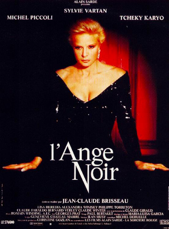 Черный ангел - L'ange noir