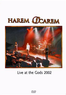 Harem Scarem - Live At The Gods