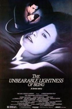 Невыносимая легкость бытия - The Unbearable Lightness of Being