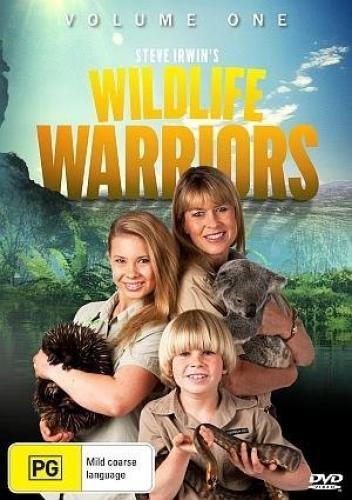 Стив Ирвин. В защиту дикой природы - Steve Irwin's. Wildlife Warriors