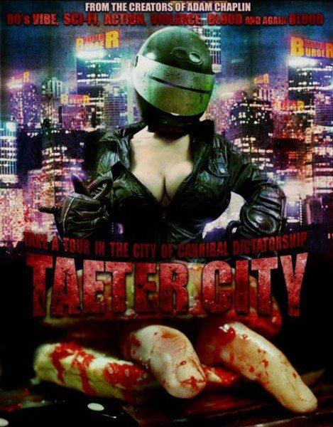 Город скверны - Taeter City