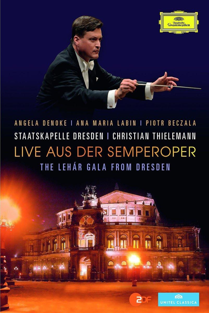 С Новым годом: Гала-оперетта из Дрездена - Happy New Year- Die Operettengala Aus Dresden
