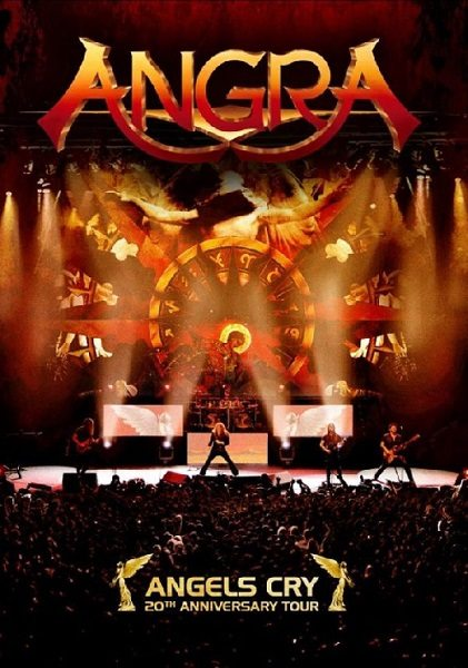 Angra - Angels Cry, 20th Anniversary Tour