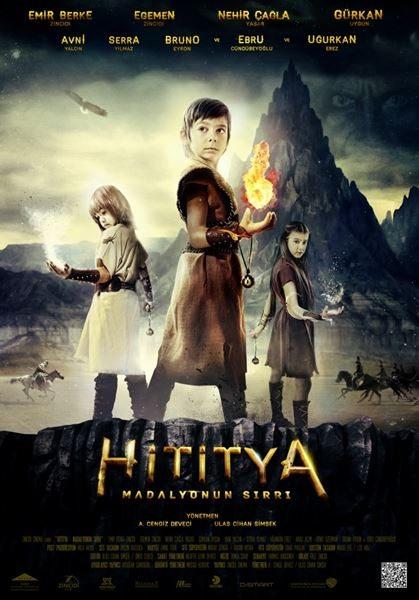 Медальон Хититуйи - Hititya Madalyonun Sirri