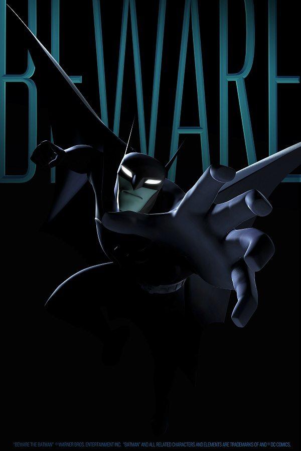 Берегитесь: Бэтмен - Beware the Batman