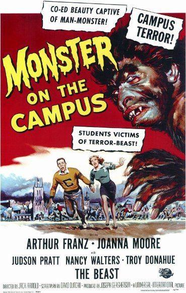 Монстр в университетском городке - Monster On The Campus