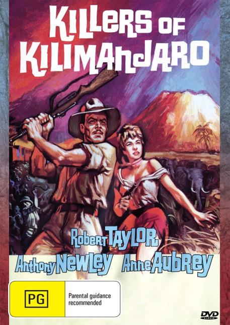 Убийцы с Килиманджаро - Killers of Kilimanjaro